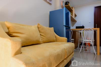 Homey 2BR Asatti Apartment at Vanya Park BSD By Travelio