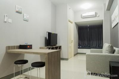 Cozy 2BR Apartment at Anderson Supermall Mansion Pakuwon Mall By Travelio