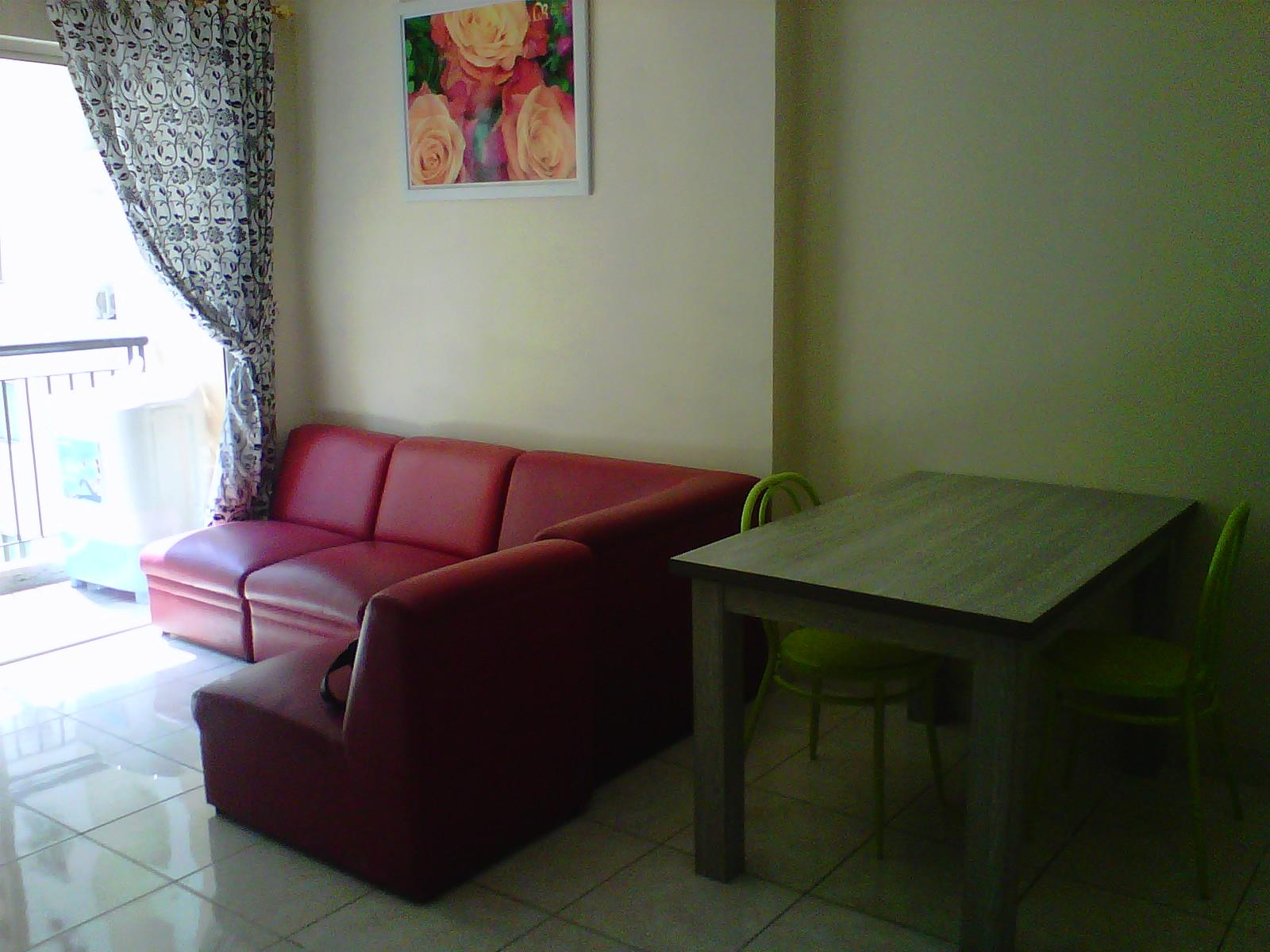 Apartemen City Home MOI - Clean And Comfy 2BR 12th Floor @ Apartment City Home By Adaru Property At MOI
