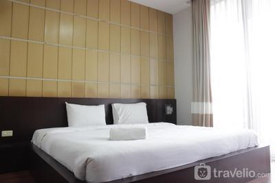 Spacious & Deluxe 2BR Dago Butik Apartment with Mountain View By Travelio