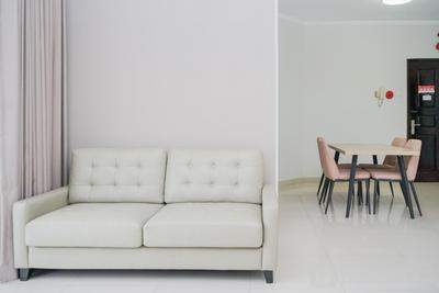 Highest Value 3BR Kondominium Golf Karawaci Apartment By Travelio