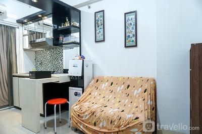 Stunning 2BR Apartment at Green Pramuka City Cempaka Putih By Travelio
