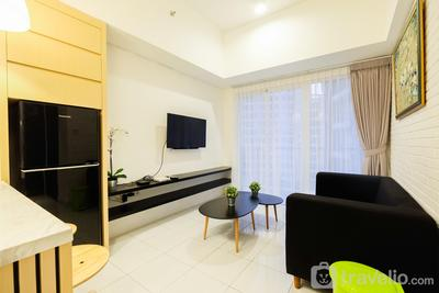 Spacious 2BR Casa De Parco Apartment near ICE BSD By Travelio