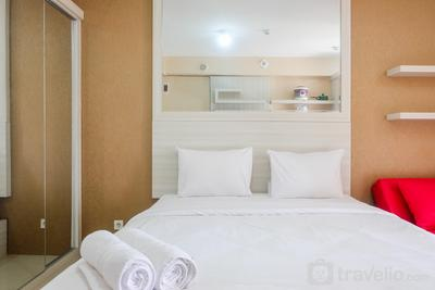 Studio Room at Bassura City Apartment near Mall By Travelio
