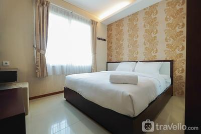 Strategic 2BR Apartment @ Thamrin Residence By Travelio