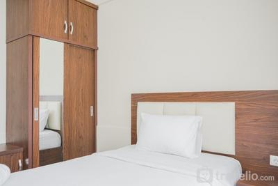 Fully Furnished with Cozy Design Studio Easton Park Apartment By Travelio