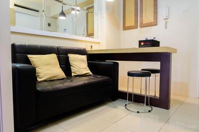 Homey 2BR Bassura City Apartment By Travelio