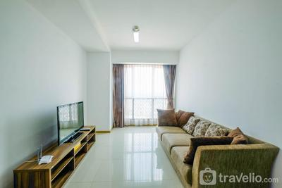 Big and Cozy Gandaria Heights 3BR Apartment with Direct Access to Mall By Travelio