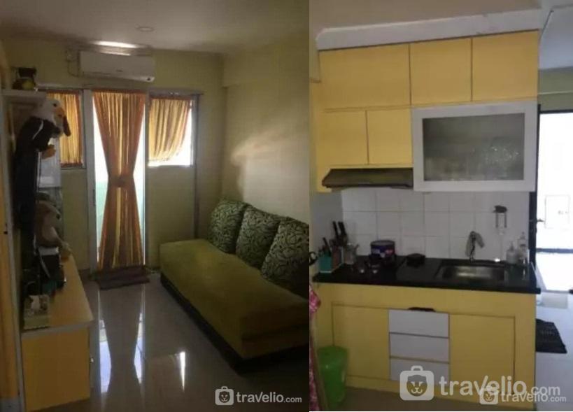 Apartemen Menara Rungkut - Full Furnished 1 Bedroom 3rd Floor At Menara Rungkut Apartment