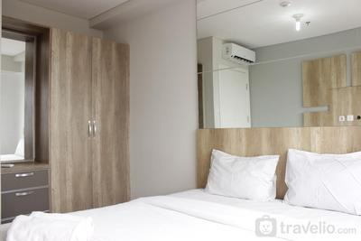 Scenic & Relaxing 1BR Apartment at Parahyangan Residence near UNPAR By Travelio