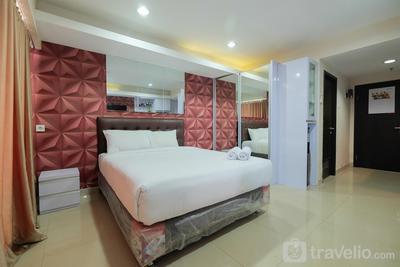 Best Studio Tamansari The Hive Apartment By Travelio
