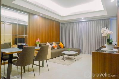 Luxurious & Spacious 2BR Apartment at One East Residences By Travelio