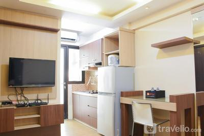 Comfort Living 2BR at Kebagusan City Apartment By Travelio