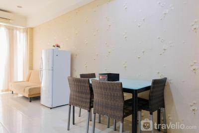 1BR at Silkwood Apartment near Mall Alam Sutera By Travelio