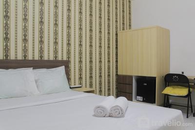 Stylish and Posh Studio (No Kitchen) Aeropolis Apartment By Travelio