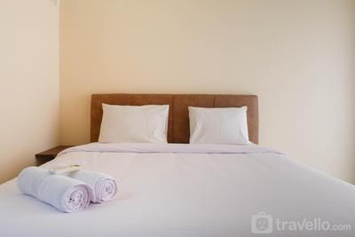 Spacious Comfortable 1BR Apartment at My Tower Surabaya By Travelio