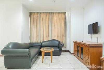 Spacious and Good 3BR Pangeran Jayakarta Apartment By Travelio