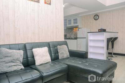 Homey and Relaxing 2BR The Wave Apartment By Travelio