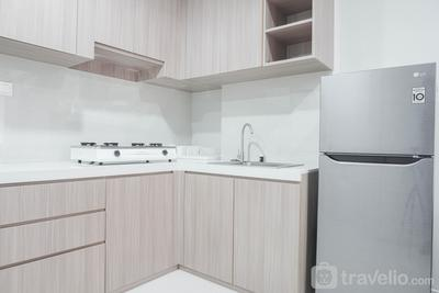 Nice and Modern 2BR at Daan Mogot City Apartment By Travelio