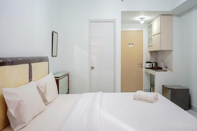 Cozy Studio Apartment at Ayodhya Residences By Travelio