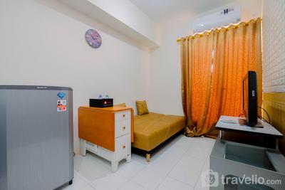 Comfy and Value for Money 2BR Apartment @ Podomoro Golf View By Travelio
