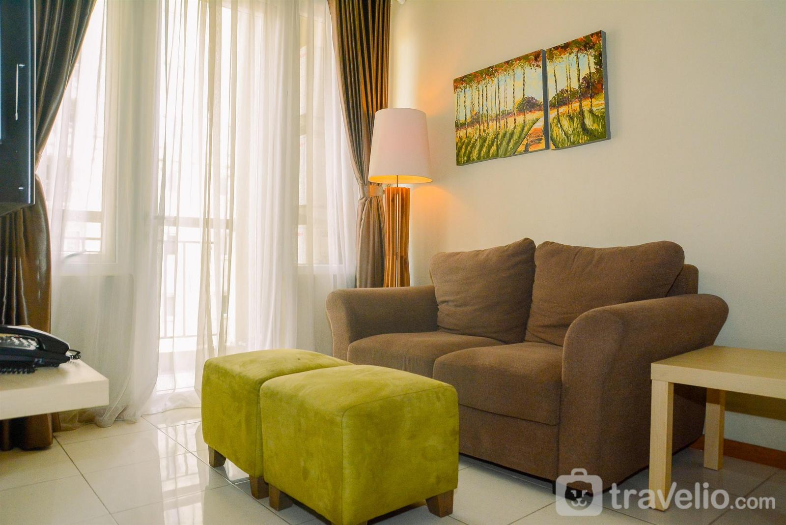 Grand Palace Kemayoran - 3BR Business Residence at Grand Palace Kemayoran By Travelio