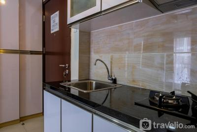 Cozy 1BR Unit Saveria Apartment By Travelio