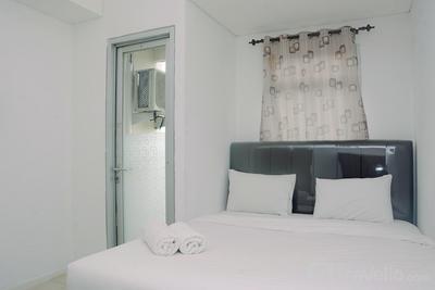 Functional and Minimalist Greenlake Sunter Studio Apartment By Travelio