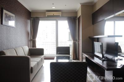 Comfy & Well Appointed 3BR at Galeri Ciumbuleuit 1 By Travelio