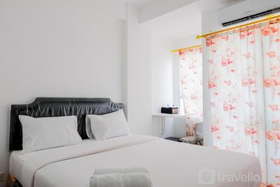 Comfortable and Fully Furnished Studio at Poris 88 Apartment By Travelio