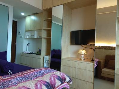 Homy Studio Room @ V Apartment By Pesta42