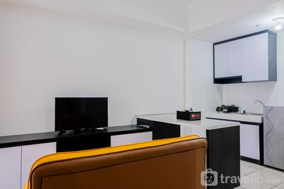 Spacious 3BR Apartment at M-Town Residence By Travelio