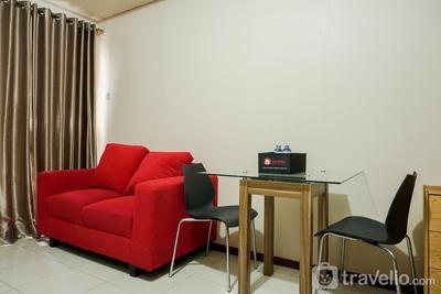 Good Location 2BR Royal Mediterania Garden Apartment By Travelio