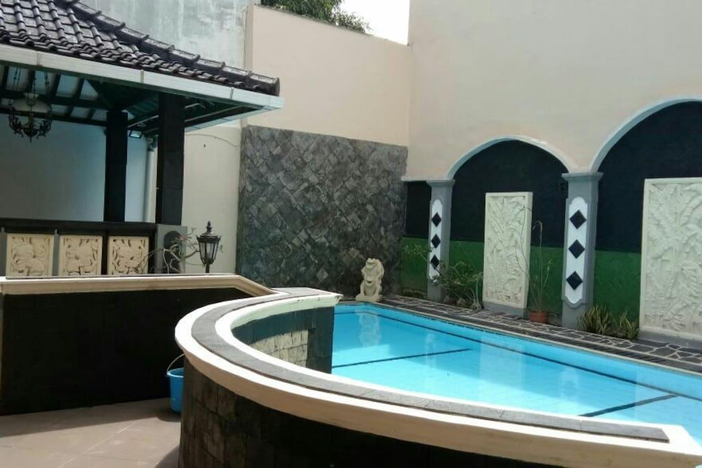 Comfy 3BR House With Private Pool