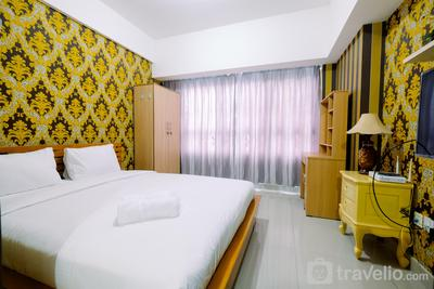 Clean Studio Springlake Summarecon Bekasi Apartment By Travelio