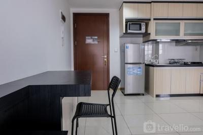 Modern Stylish and Spacious 2BR M-Town Signature Apartment By Travelio
