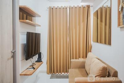 New Furnished Apartment 1BR at Akasa Pure Living By Travelio