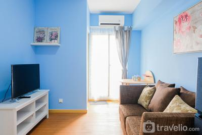 Convenient and Luxurious 2BR Apartment at  M-Town Residence By Travelio
