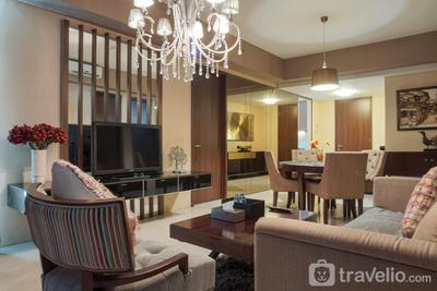 Lavish Cozy Stay 2BR at St. Moritz Apartment By Travelio