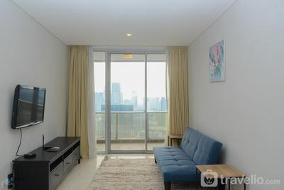 Great Choice 1BR at The Empyreal Apartment By Travelio
