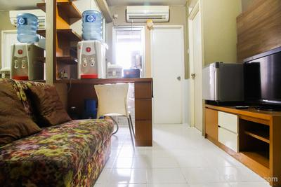 2BR Kalibata City Apartment near Duren Kalibata Station By Travelio
