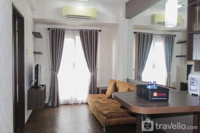 Cozy Stay at 2BR Puri Park View Apartment By Travelio