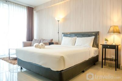 Classic Studio at Dago Suites Apartment By Travelio
