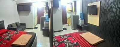 Executive Studio Room @ Soekarno Hatta Malang By Sheny
