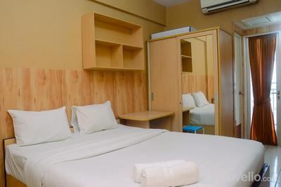 Cozy Studio Apartment at Margonda Residence 2 near Universitas Indonesia By Travelio