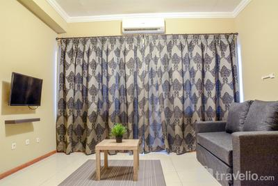 Extra Space 3BR Apartment Grand Palace Kemayoran By Travelio