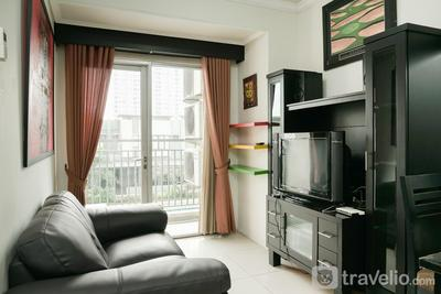 The Convenient 2BR Apartment at Jakarta Residence By Travelio