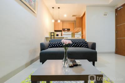 Cozy 1BR Oasis Apartment By Travelio