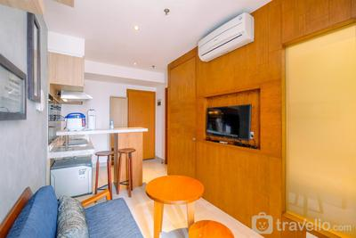 Homey and Relax at 1BR Cinere Bellevue Suites Apartment By Travelio