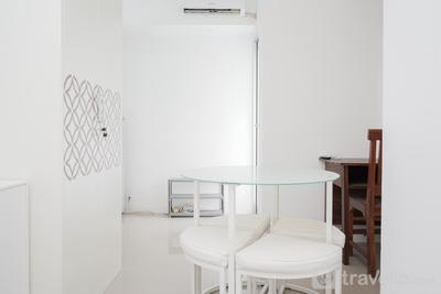 New and Simply Studio at Urbantown Serpong Apartment By Travelio